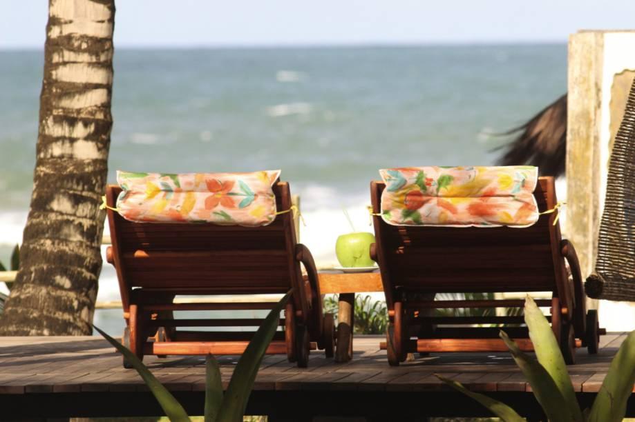 Com areia fofa e grossa, Barra Grande concentra pousadas charmosas
