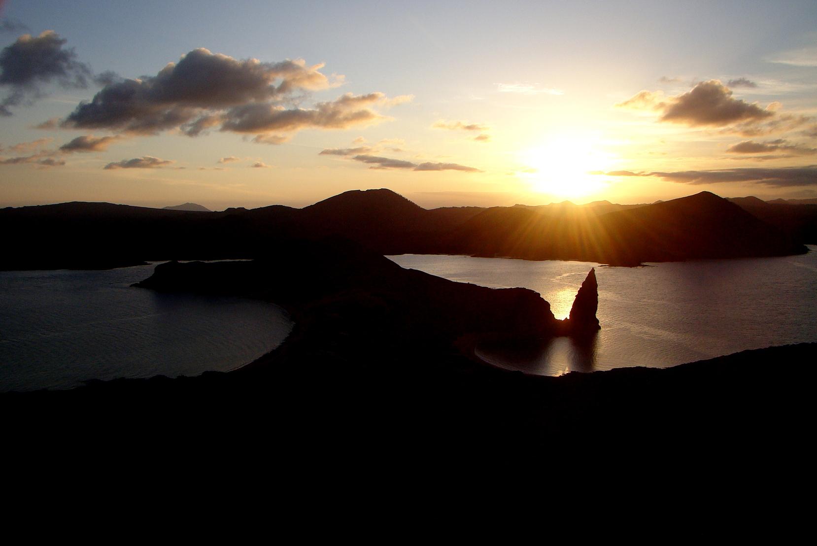 Ilha Bartolomé, Galápagos, Equador