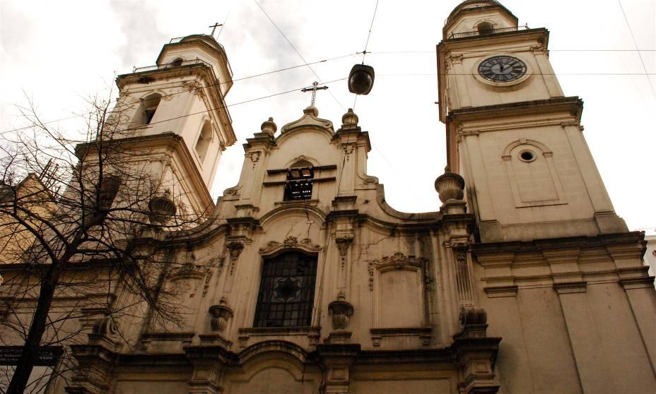<strong>13. Basílica de San Ignacio</strong> (65 metros)    Construída pelos jesuítas entre 1686 e 1722, é a igreja mais antiga da cidade.<em>Calle Bolívar, 225</em>