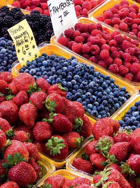 Berries do Jean Talon