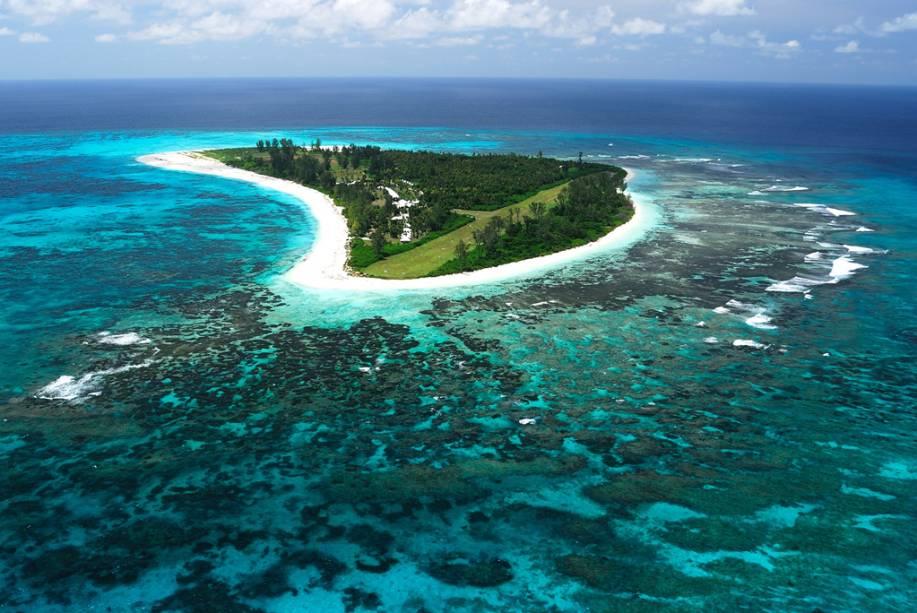 Bird Island, ilhota ao norte de Seychelles