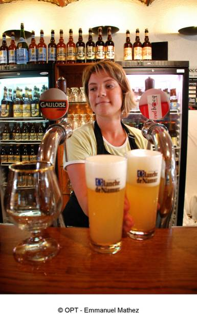 A cerveja é um dos legados gastronômicos mais conhecidos da Bélgica para gourmets e beberrões de todo o mundo. A Brasserie du Bocq é um cevejaria que produz maravilhas como a La Gauloise a mais de 150 anos
