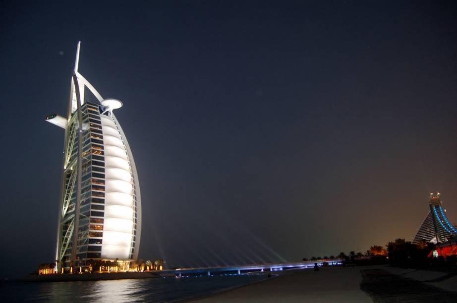 Burj al Arab, em Dubai