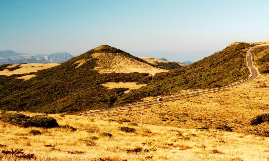 O Parque Nacional de São Joaquim, nos arredores da cidade, tem mais de 50 mil hectares de área protegida