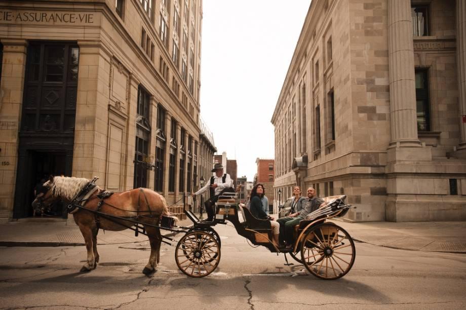 Cidade Velha de Montreal