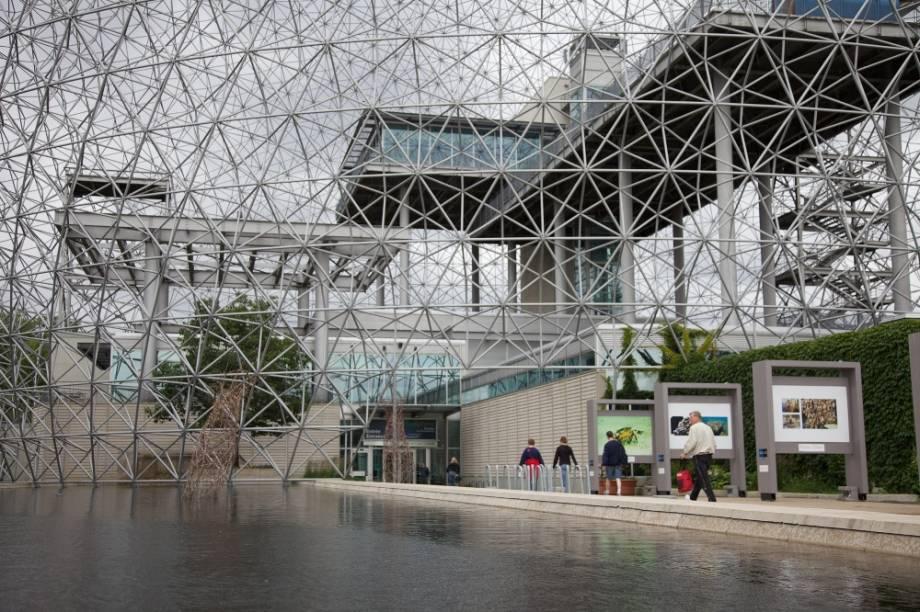 Biosphere Environment Museum, Parc Jean-Drapeau