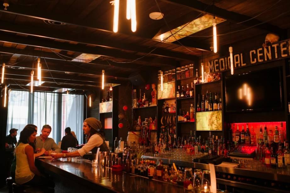 The Keefer Bar