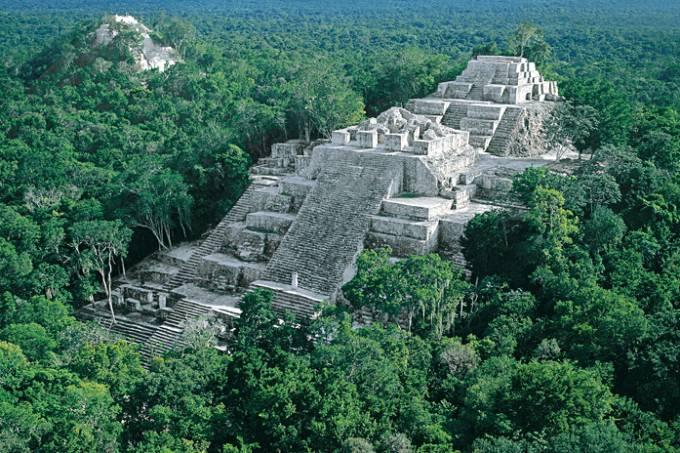 Calakmul, México