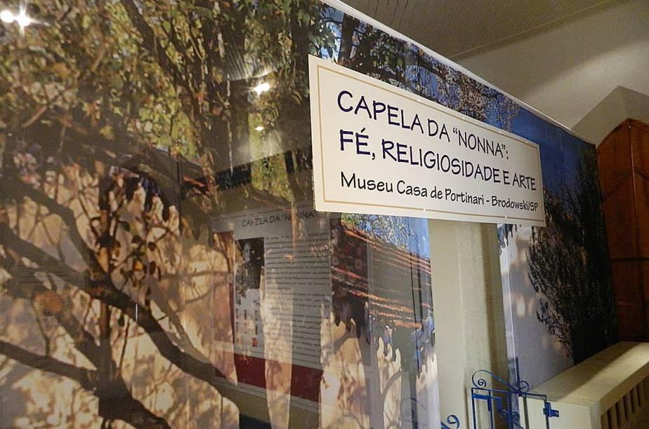 A exposição no Museu de Arte Sacra de São Paulo (SP) entra em cartaz no dia 7 de outubro