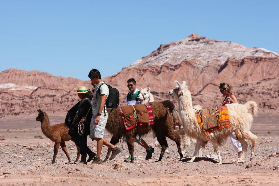 Em San Pedro é possível conhecer um pouco da cultura do Atacama