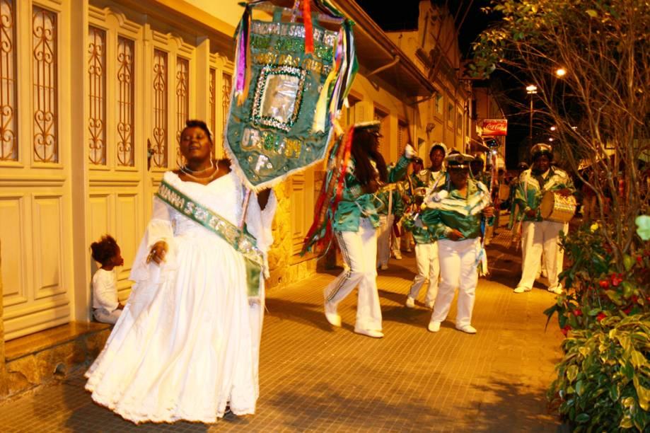 O Carnaval em São Luiz do Paraitinga ocorre no Centro Histórico e em outros pontos da cidade