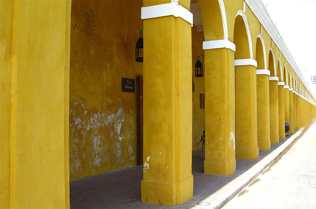 Cidade Amuralhada, Cartagena, Colômbia