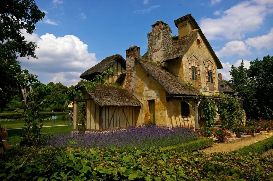 Casa campestre de Maria Antonieta