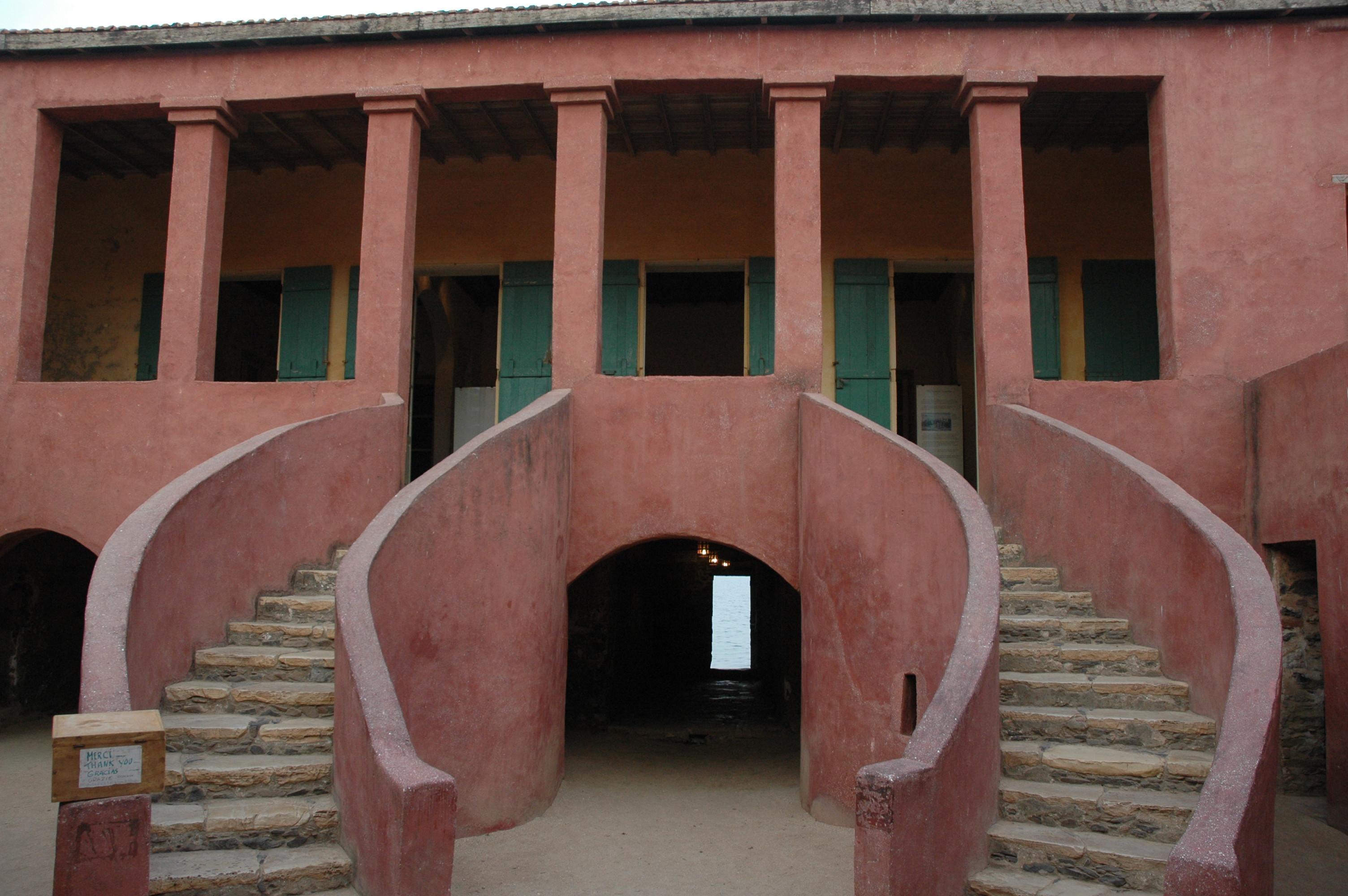 Casa dos Escravos, Dakar, Senegal