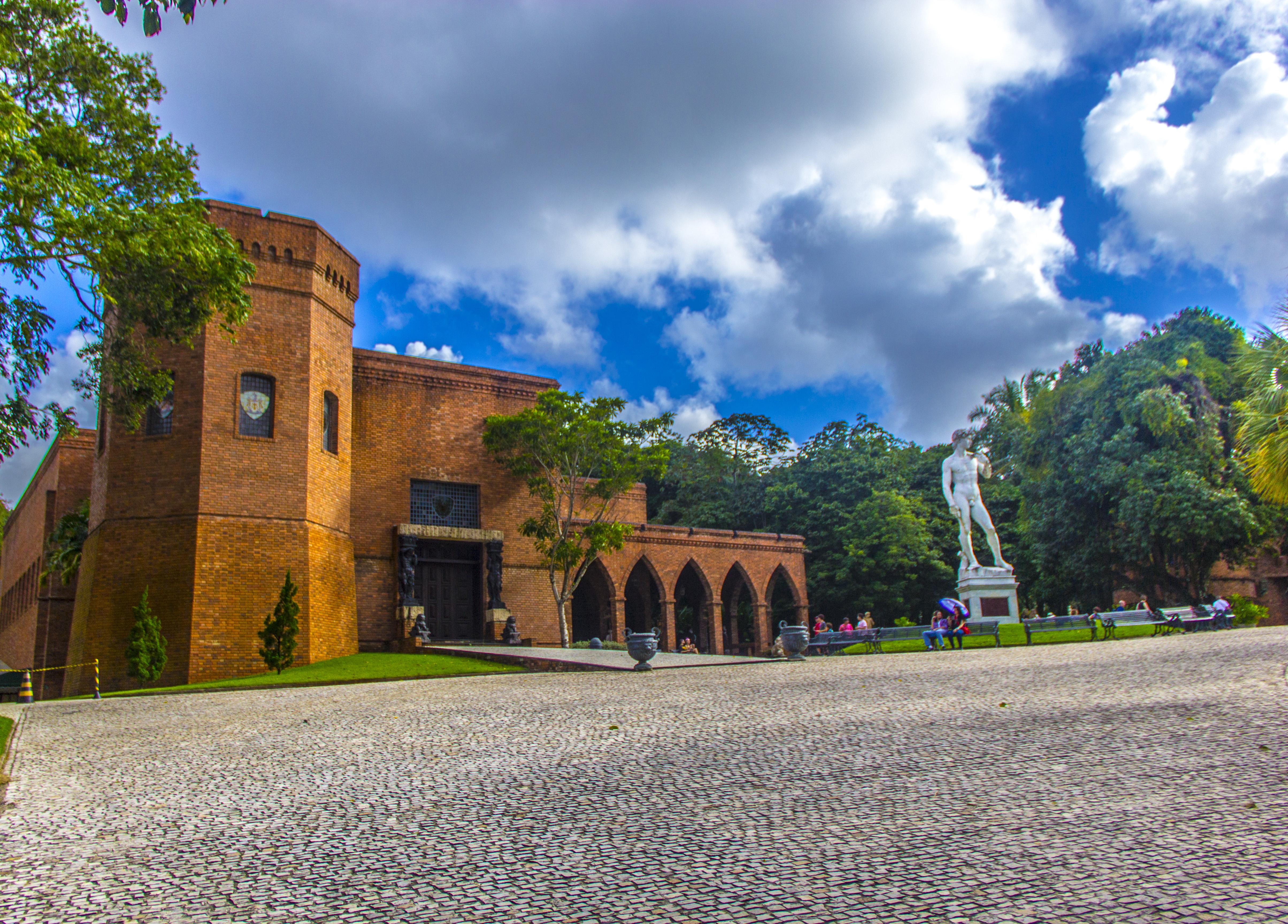 Castelo do Instituto Ricardo Brennand, Recife, Pernambuco