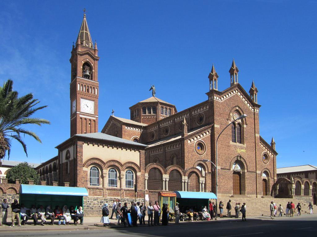 Catedral de Amara, Eritreia