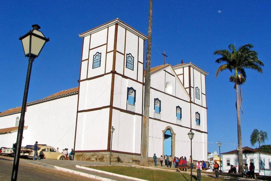 """<strong>4. <a href=""""/cidades/br-go-pirenopolis"""" rel=""""Pirenópolis"""" target=""""_blank"""">Pirenópolis</a> (2 dias)</strong>""""Piri"""" virou um popular destino de fim de semana graças ao casario colonial. A Cavalhada ocorre 40 dias após a Páscoa."""