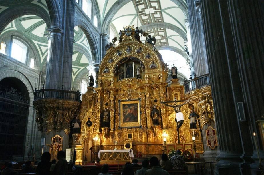 Altar da Catedral Metropolitana