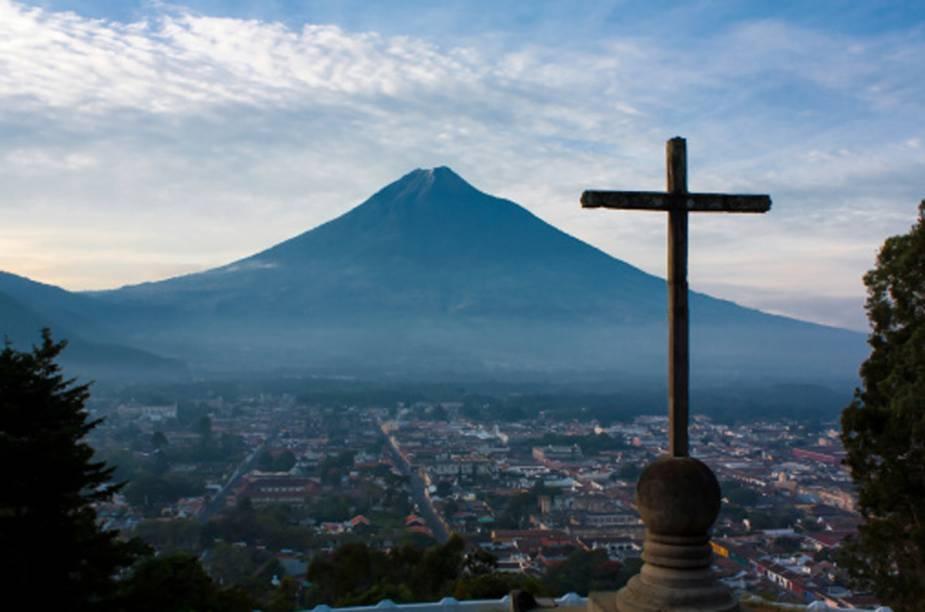 Vulcão Agua, Guatemala