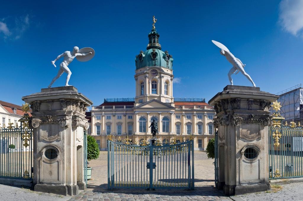Palácio Charlottenburg, Berlim, Alemanha