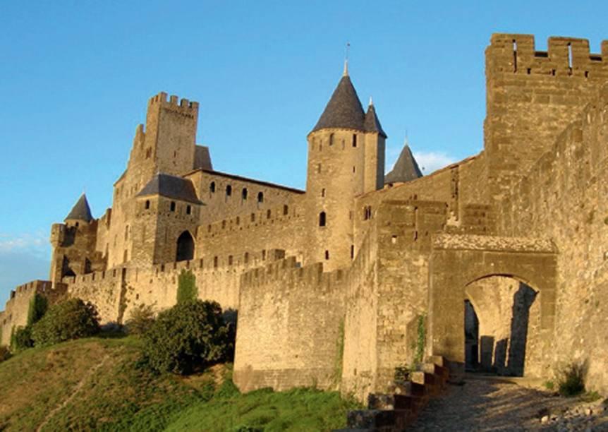 O Château Comtal