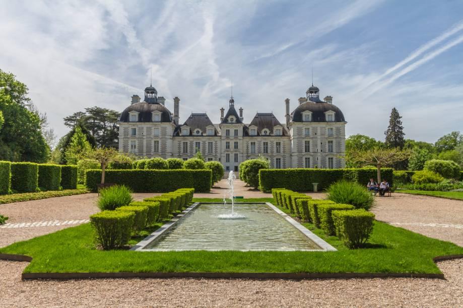 Château de Cheverny, no Vale do Loire