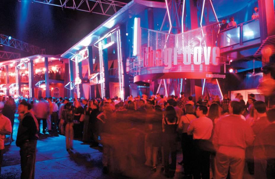 A festa de Réveillon do CityWalk, na Universal, é uma boa pedida para os adultos