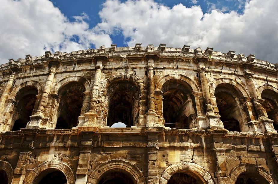 O Coliseu é destino obrigatório para quem visita Roma