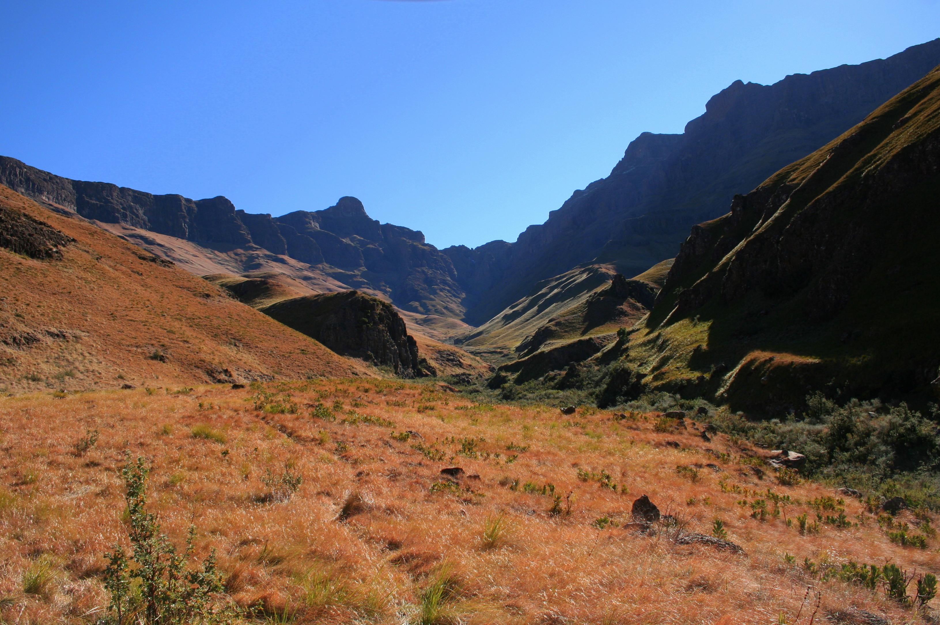 Cordilheira de Drakensberg