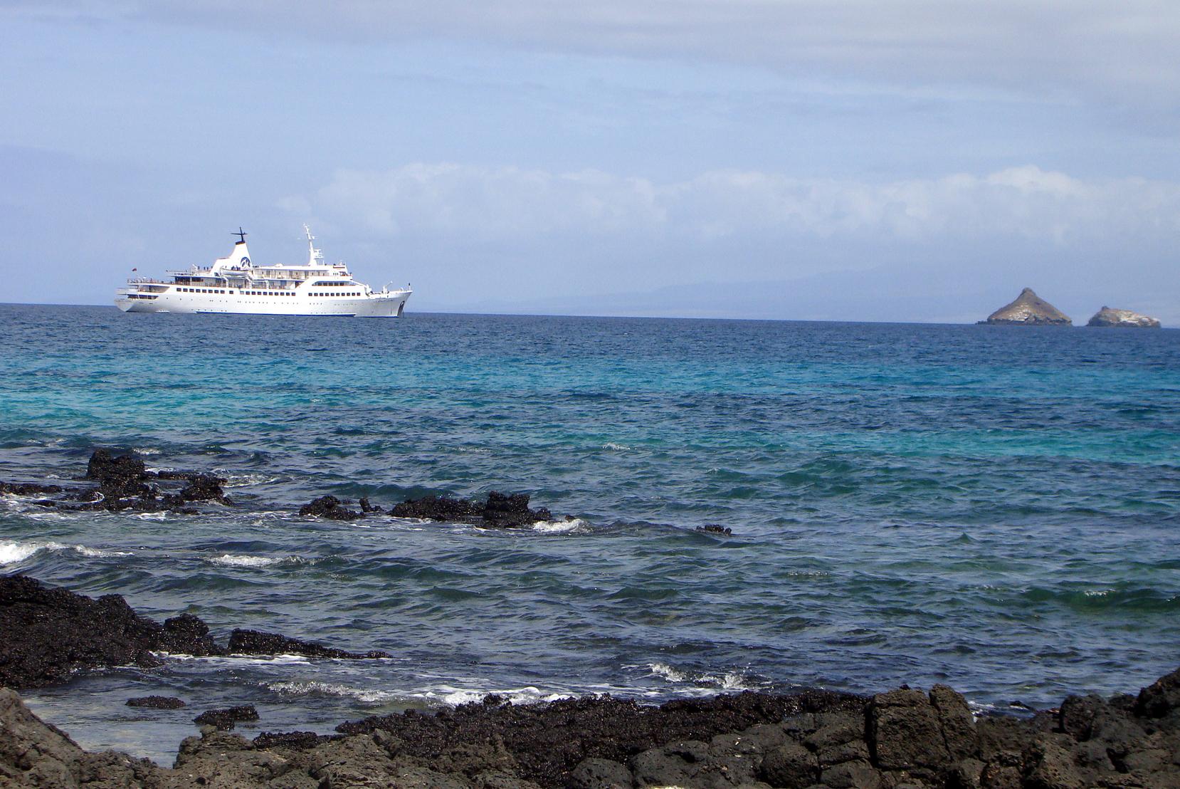 Cruzeiro pelas Ilhas Galápagos