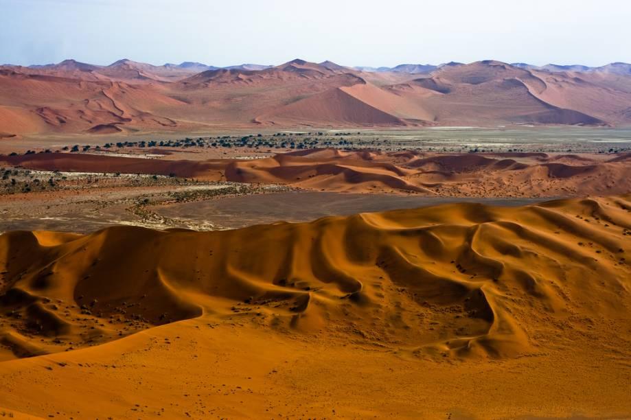Dead Vlei, Namíbia.