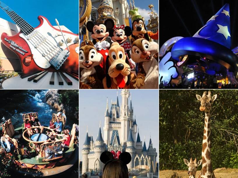 Walt Disney World Resort: o mundo fantástico existe