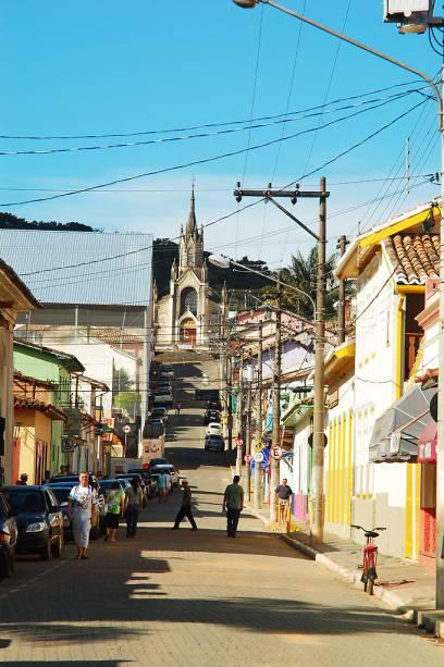 A parte central da área urbana foi tombada em 1982 pelo Conselho de Defesa do Patrimônio Histórico, Arqueológico, Artístico e Turístico (Condephaat)