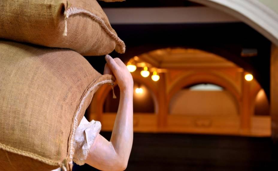 Além das exposições permanentes, o Museu do Café também realiza mostras temporárias, que contam períodos pontuais da história do café no Brasil