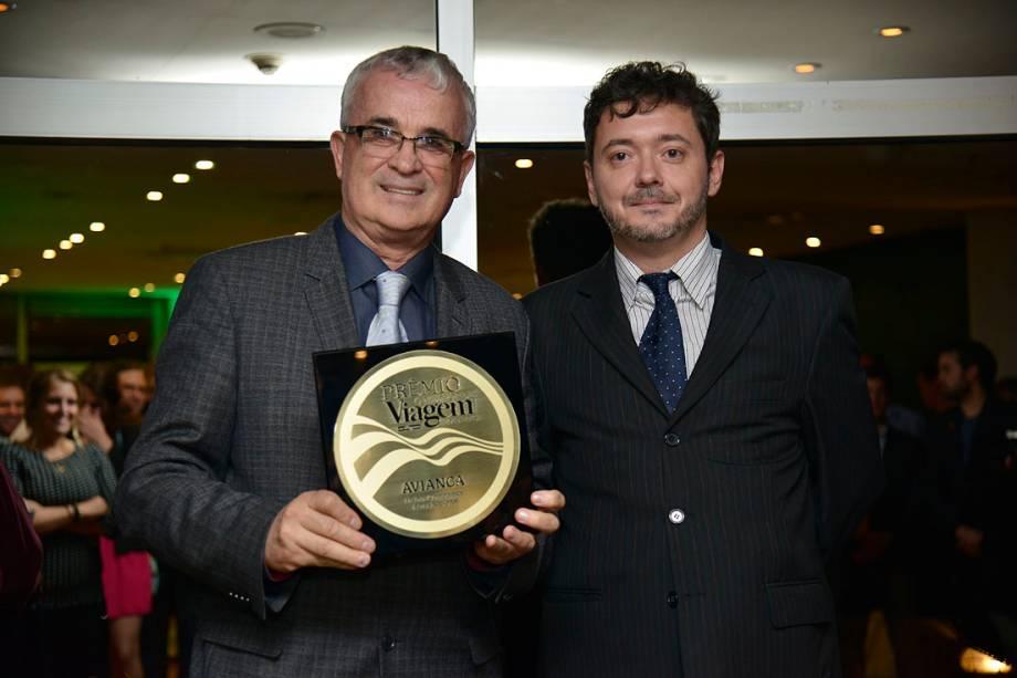 A Melhor Companhia Aérea Nacional escolhida pelo prêmio O Melhor de Viagem e Turismo foi a Avianca. Recebeu o prêmio Tarcisio Gargioni, vice-presidente da companhia