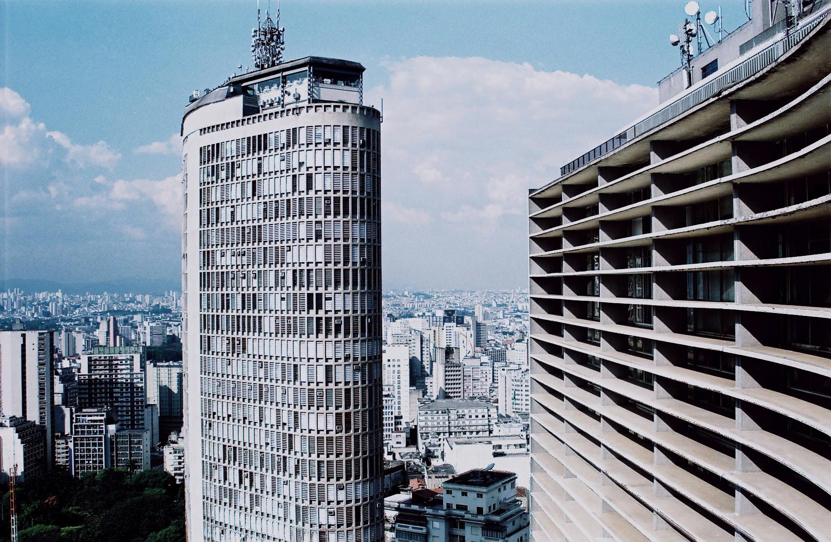 Edifício Itália, no Centro de São Paulo