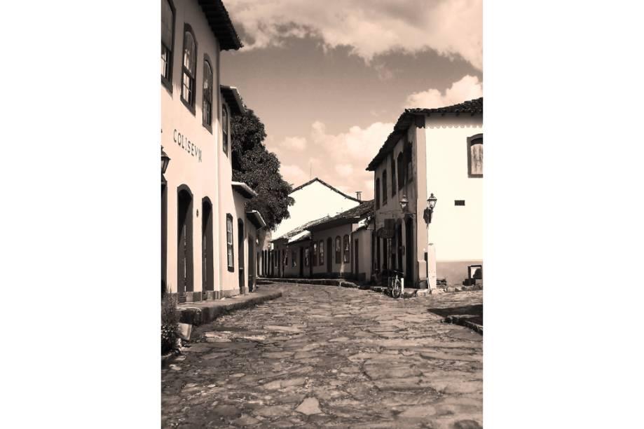 """Ruas de <a href=""""http://viajeaqui.abril.com.br/cidades/br-mg-tiradentes"""" rel=""""Tiradentes"""" target=""""_blank"""">Tiradentes</a>, <a href=""""http://viajeaqui.abril.com.br/estados/br-minas-gerais"""" rel=""""Minas Gerais"""" target=""""_blank"""">Minas Gerais</a>"""