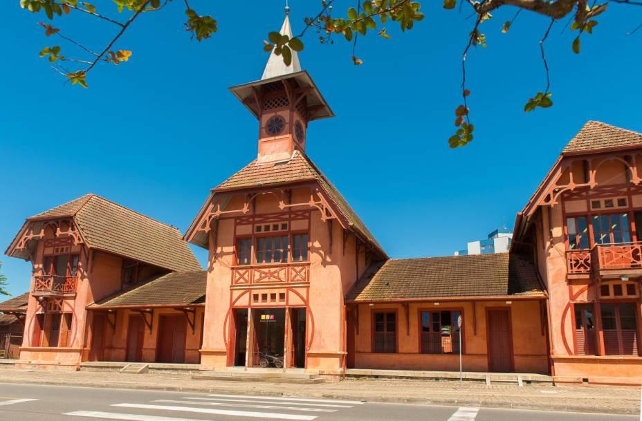 Estação da Memória, a antiga estação ferroviária de Joinville