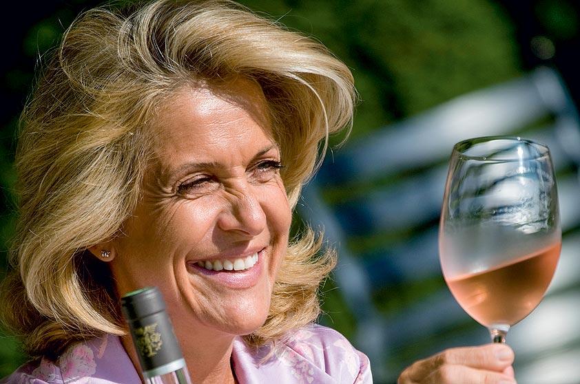 As sugestões são de Madame Valérie Rousselle, proprietária do Château Roubine, na Provence