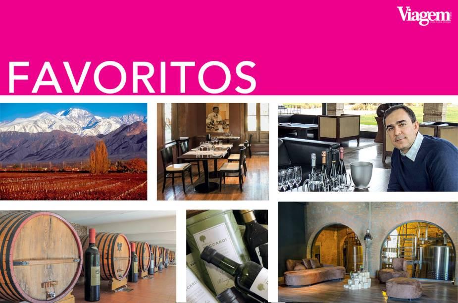 """Flavio Faria, autor do livro <em>Guia de Vinícolas: Argentina</em>, indica cinco vinícolas para visitar e provar os melhores vinhos de <a href=""""http://viajeaqui.abril.com.br/cidades/ar-mendoza"""" rel=""""Mendoza,"""" target=""""_blank""""><strong>Mendoza,</strong></a> <a href=""""http://viajeaqui.abril.com.br/paises/argentina"""" rel=""""Argentina"""" target=""""_blank""""><strong>Argentina</strong></a>"""