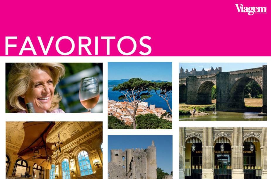 Veja cinco sugestões de passeios para explorar a França durante uma viagem pelo país, oferecidas por Madame Valérie Rousselle, proprietária do Château Roubine, na Provence