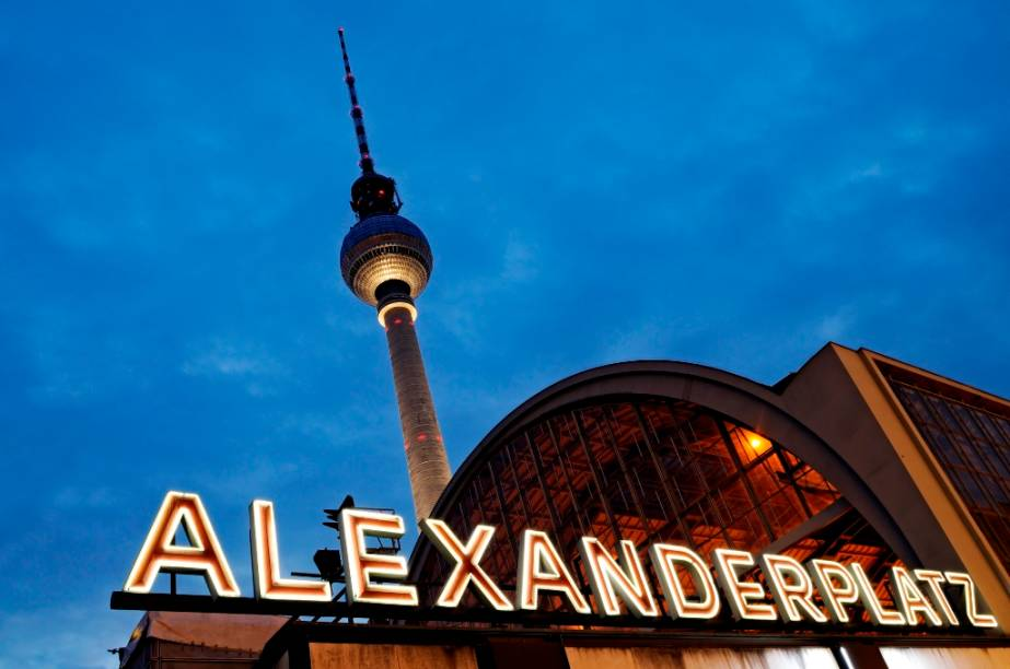 Alexanderplatz, Berlim