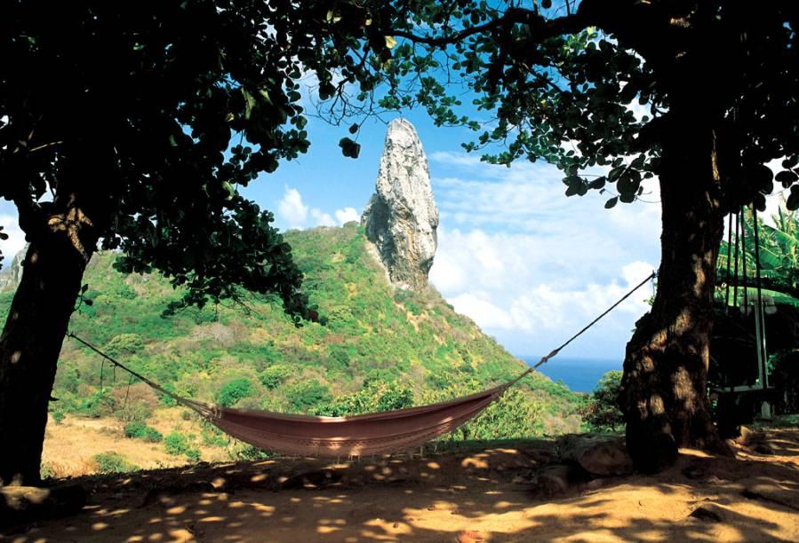 Vista do Morro do Pico