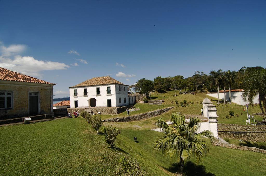 Forte de Santa Cruz de Anhatomirim, Florianópolis, Santa Catarina