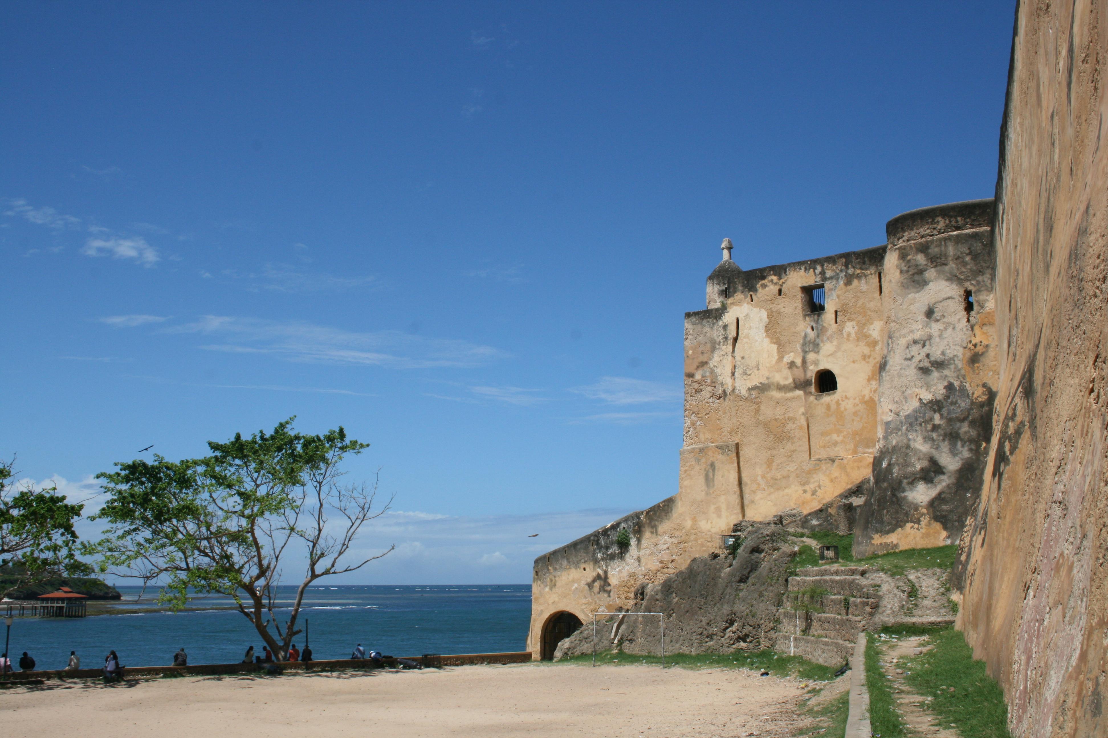Forte Jesus de Mombaça, Quênia