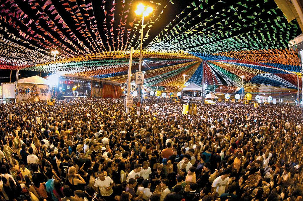 Os festejos de São João em Aracaju, Sergipe