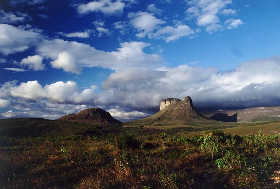 Parque Nacional da Chapada Diamantina, principal destino de ecoturismo do Brasil