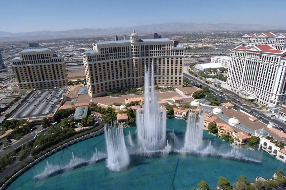 A balada Hyde, do Bellagio, é uma das dicas do Réveillon em Las Vegas.