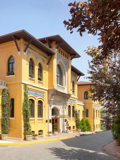 O Four Seasons Sultanahmet fica no coração da antiga Constantinopla