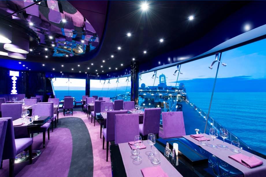 Galaxy Lounge do MSC Preziosa